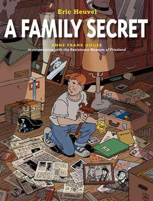 A Family Secret By Heuvel, Eric/ Miller, Lorraine T. (TRN)